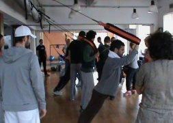 1st Airfir Workout 2-3/04/2011 Vari Sports Club