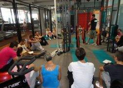 3rd Airfit Workout 8-9/10/2011 Fitness Star