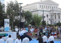Entertraining Fitness Festival 2011 Korai Square, Piraeus