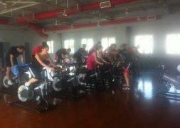 RealRyder 1st Certified Seminar, June 2011, Fitness Star