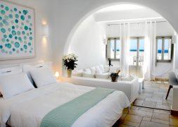 Aqua Blue Hotel Santorini