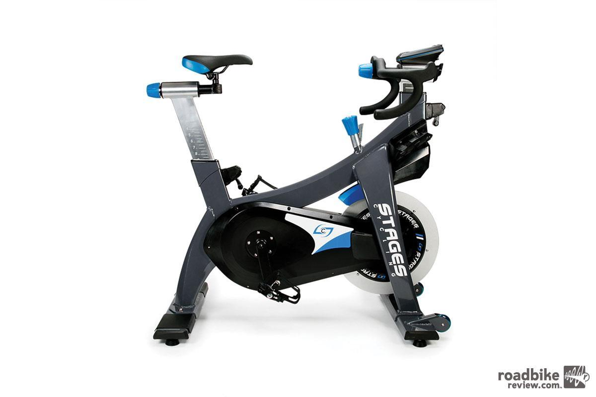 Sc3 Indoor Bike By Stages Indoor Cycling Real Motion