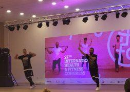 27th International Health & Fitness Congress by Grafts Hellas