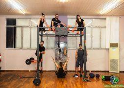 Top Fit Gym | Real Motion Cage