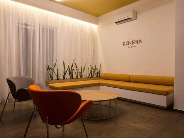 Kinéma_fitstudio | equipped by BASI Systems