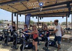 Sweat Vacay Mykonos   Stages Cycling