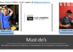 real motivation webinars | Must-do's in the Changing Fitness Industry,