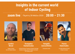 real motivation webinars | Insights in the current world of Indoor Cycling