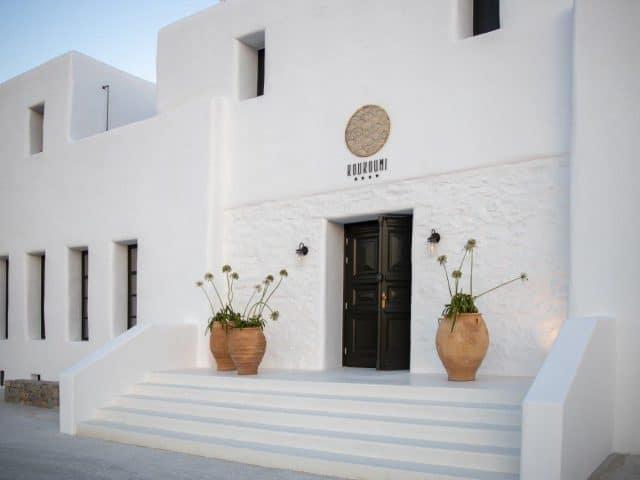 Koukoumi Vegan Hotel – Mykonos
