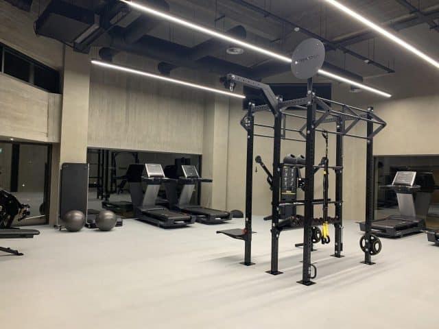 Golden Union Corporate Gym