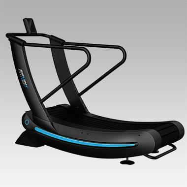 Curved Treadmill Real Motion