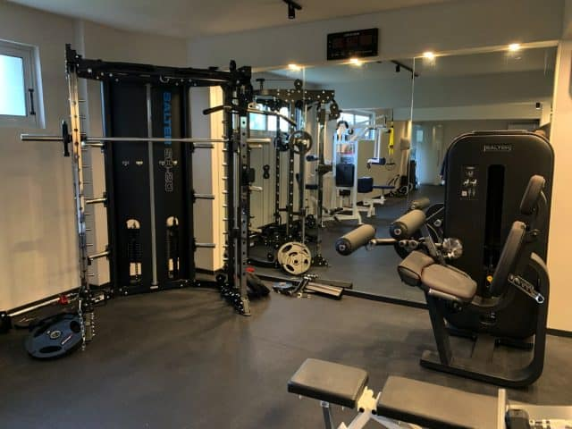Lavipharm Corporate Gym